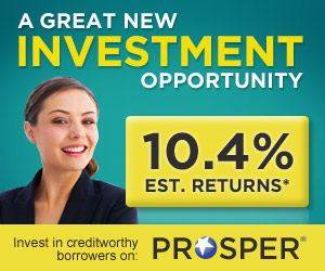 Online Investing in Creditworthy Borrowers